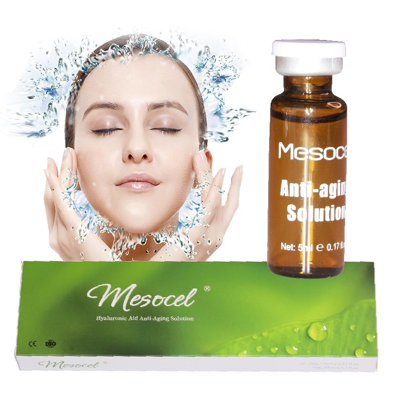 Mesocel Hyaluronic acid injection
